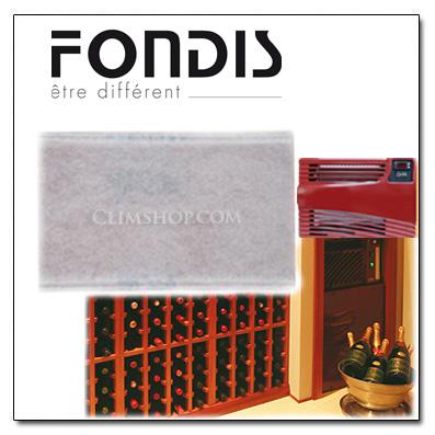 filtre fondis c50s clim cave vins. Black Bedroom Furniture Sets. Home Design Ideas