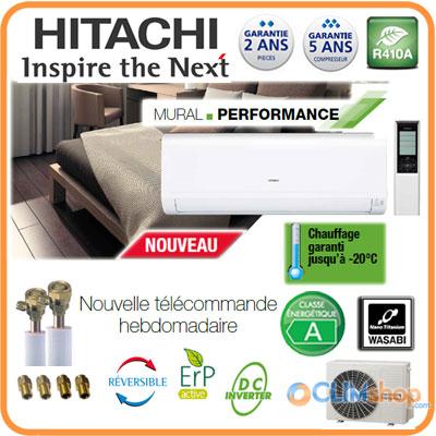 pac air air hitachi pr t poser rak 70ppa et rac 70wpa. Black Bedroom Furniture Sets. Home Design Ideas