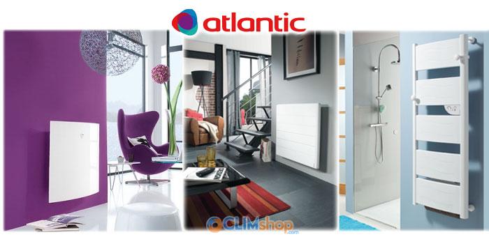 chauffage et radiateur lectrique marque atlantic. Black Bedroom Furniture Sets. Home Design Ideas