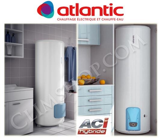 chauffe eau atlantic lectrique aci ballon eau chaude. Black Bedroom Furniture Sets. Home Design Ideas