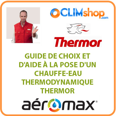 chauffe eau thermodynamique thermor a romax 4. Black Bedroom Furniture Sets. Home Design Ideas