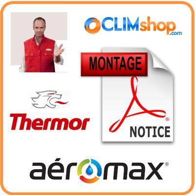 Chauffe eau thermor a romax 3 thermodynamique aci 270 litres - Credit d impot sur chauffe eau thermodynamique ...