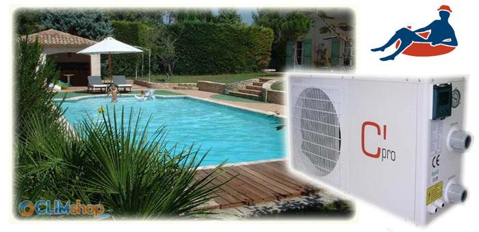 Pompe a chaleur piscine chauffage piscine for Chauffage piscine thermodynamique