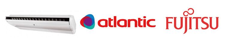 Plafonnier Fujitsu Atlantic