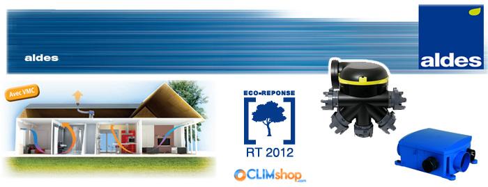 aldes vmc hygror glable simple flux rt 2012. Black Bedroom Furniture Sets. Home Design Ideas