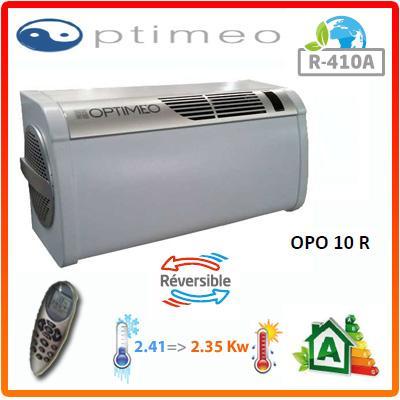 cac9354f6801c Climatisation réversible sans groupe extérieur OPO 10 R Optimeo 2410 W