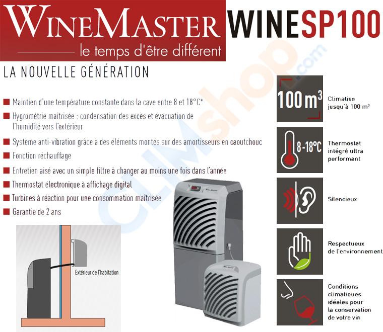 Fondis Wine SP100