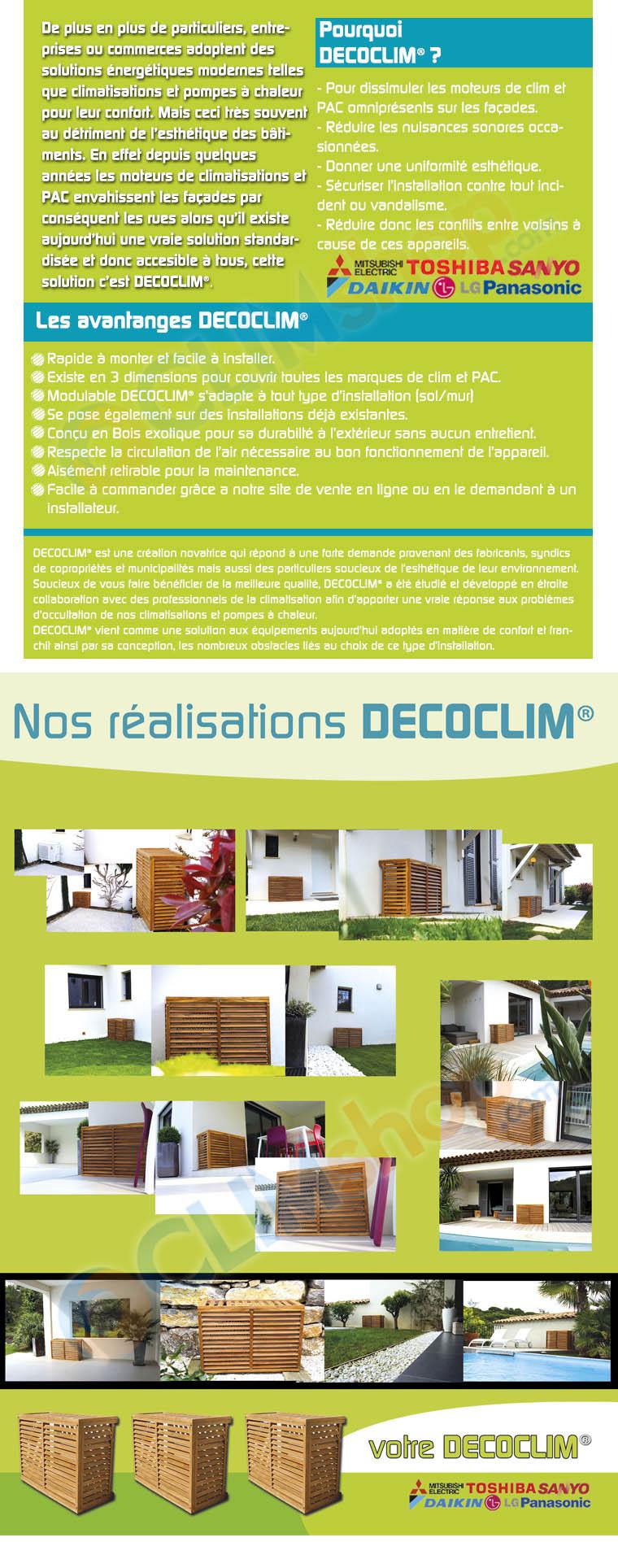 cache clim design en bois. Black Bedroom Furniture Sets. Home Design Ideas