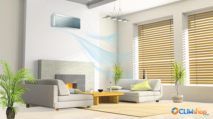 Avantages de la climatisation réversible