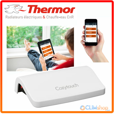 thermor cozytouch